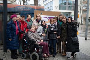 Gruppenfoto der Aktiven