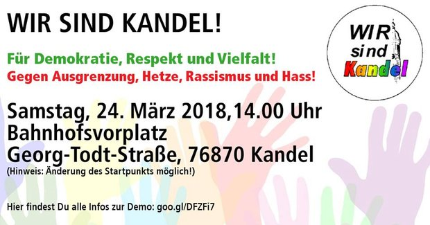 Info zur Demo