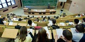 Vorlesungssaal