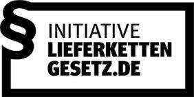 Logo der Initiative Lieferkettengesetz