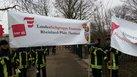 Bilder zum Streik Öffentlicher Dientst in Mainz und Alzey