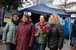 Internationaler Frauentag 2019 in KH