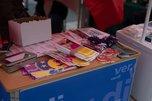 Fotos von der Infomeile für Frauenrechte am 8. März in KH